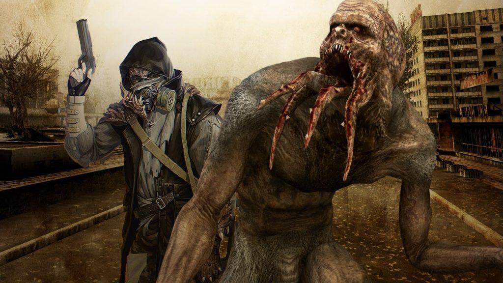 Multiple Route Games Like Deus Ex Mankind Divided S.T.A.L.K.E.R.