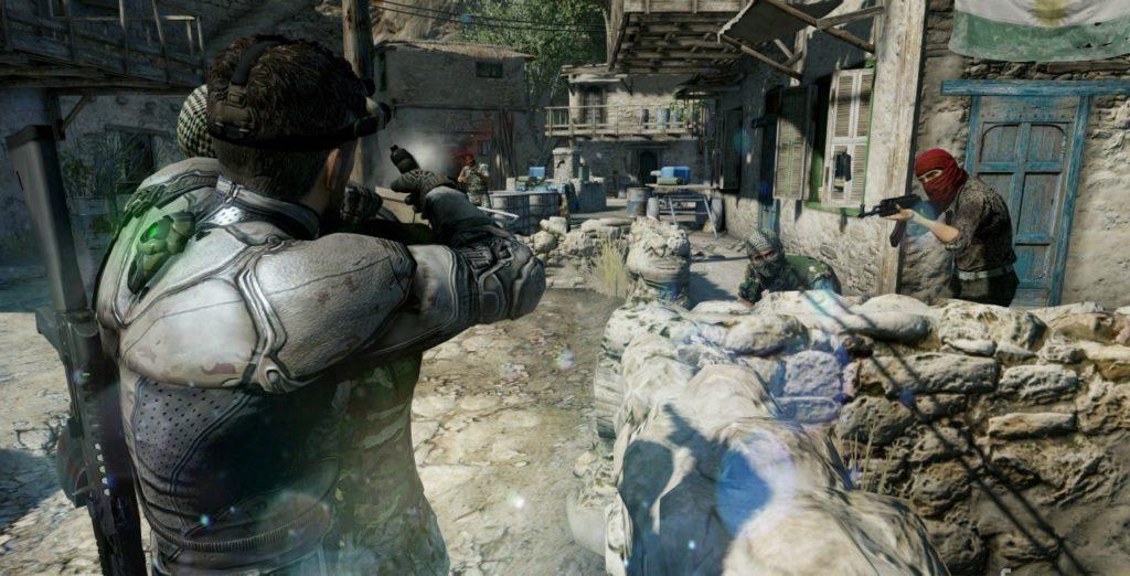 Multiple Route Games Like Deus Ex Mankind Divided Splinter Cell Blacklist