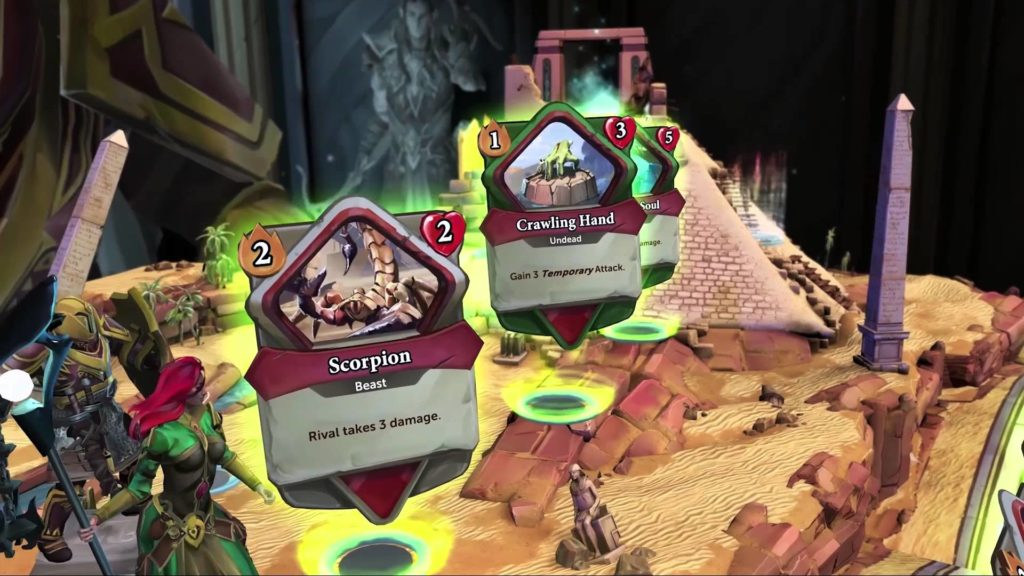 Online Card Games Like Hearthstone Chronicle Runescape Legends