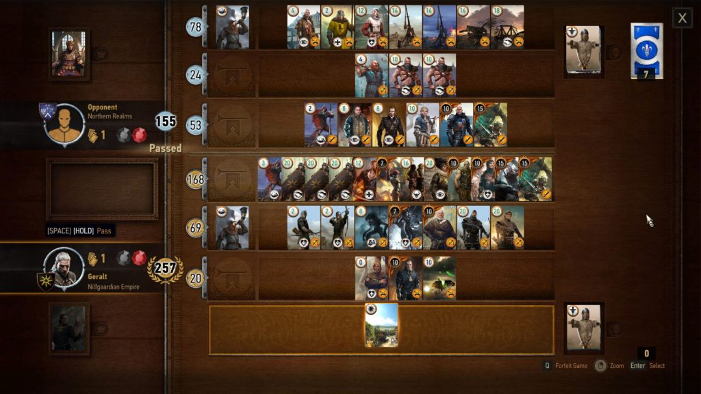 Online Card Games Like Hearthstone Gwent