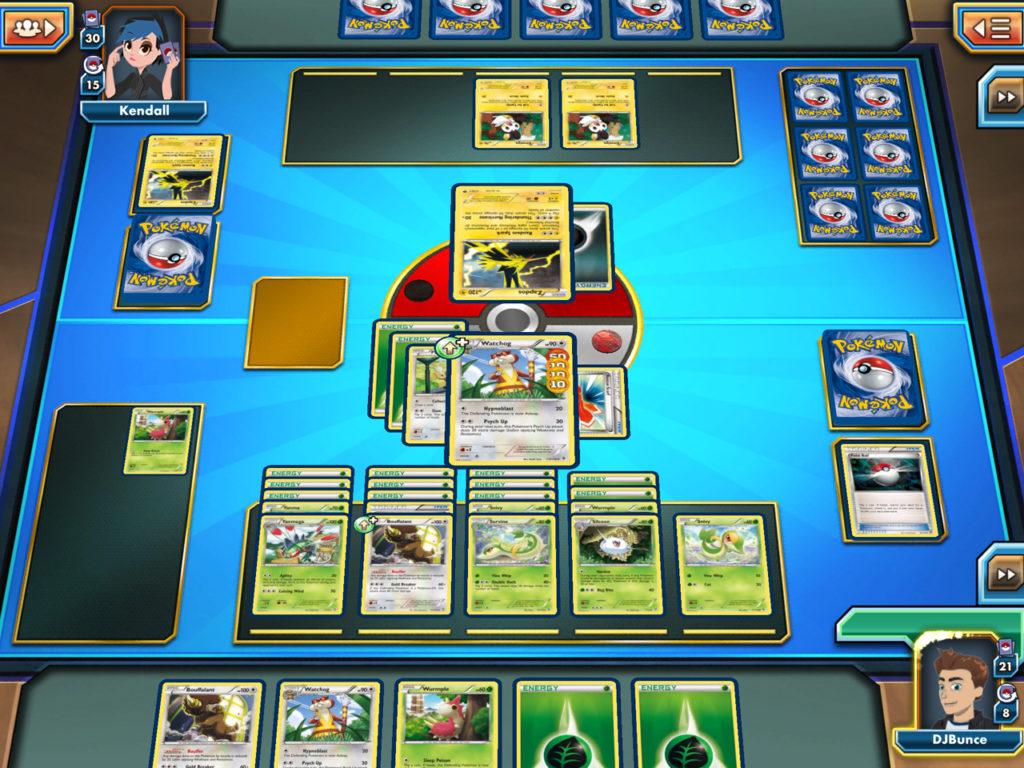 Online Card Games Like Hearthstone Pokemon TCG Online 1