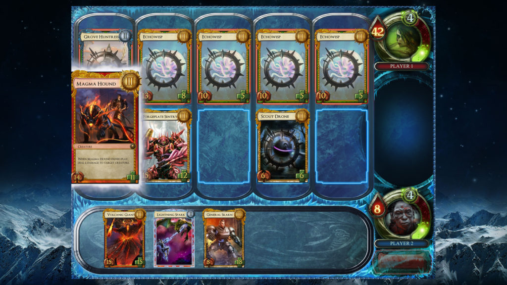 Online Card Games Like Hearthstone Solforge