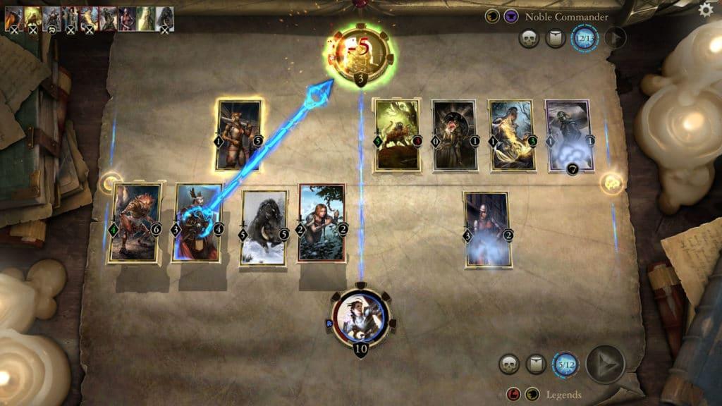 Online Card Games Like Hearthstone The Elder Scrolls Legends