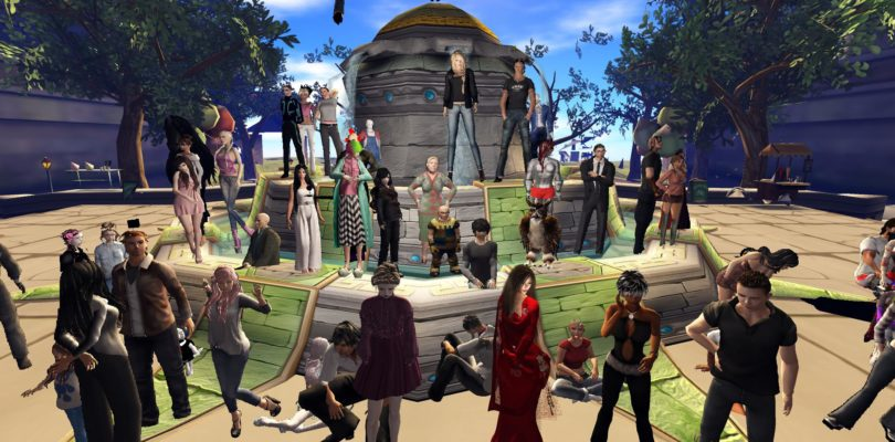 Online Virtual World Games Like Second Life Games Similar to Second Life