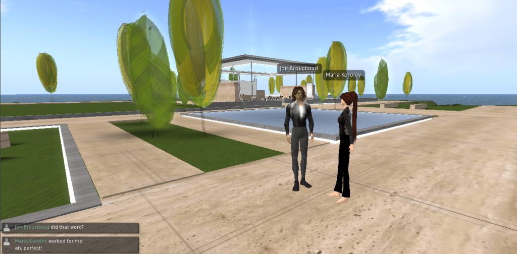 Online Virtual World Games Like Second Life Kitely