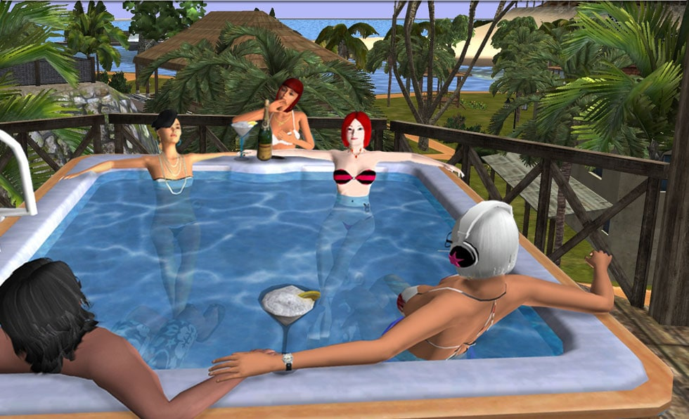 virtual life games for adults