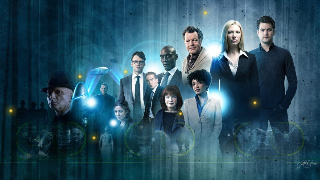Sci Fi Horror Shows Like Stranger Things Fringe