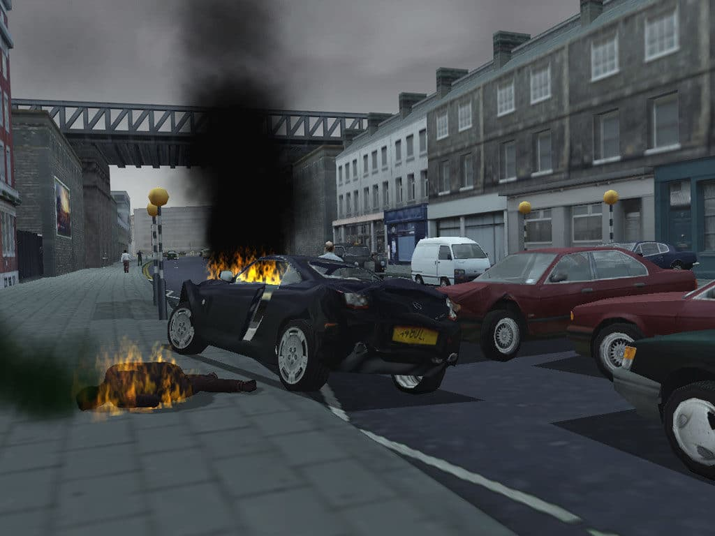 Best Gangster Games Like Mafia The Getaway