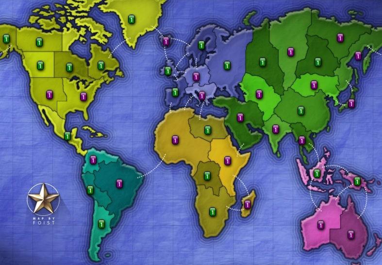 Online Board Games Like Risk Games Similar To Risk LandGrab