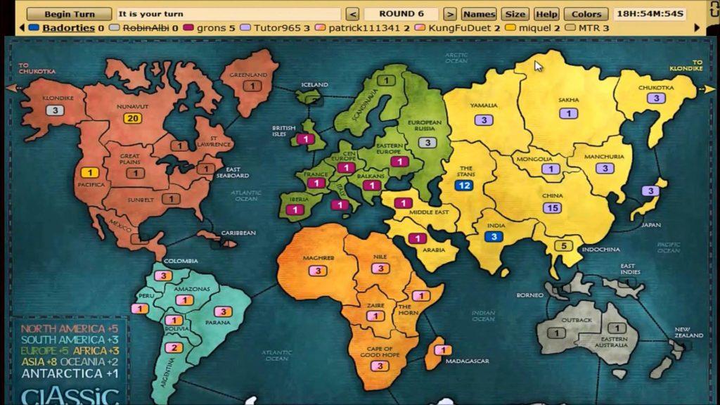 Online Board Games Like Risk Games Similar To Risk Major Command