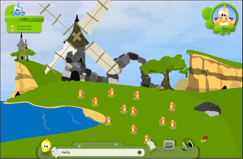 Online Family Games Like Animal Jam Kingdom Island