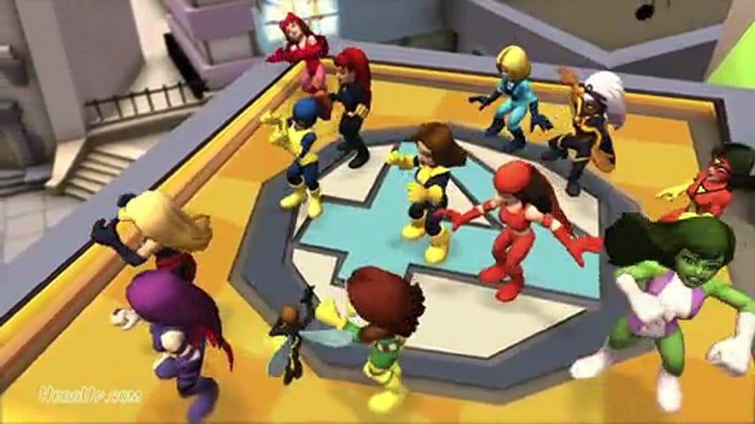 Online Family Games Like Animal Jam Marvel Super Hero Squad Online