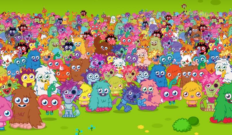Online Family Games Like Animal Jam Moshi Monsters