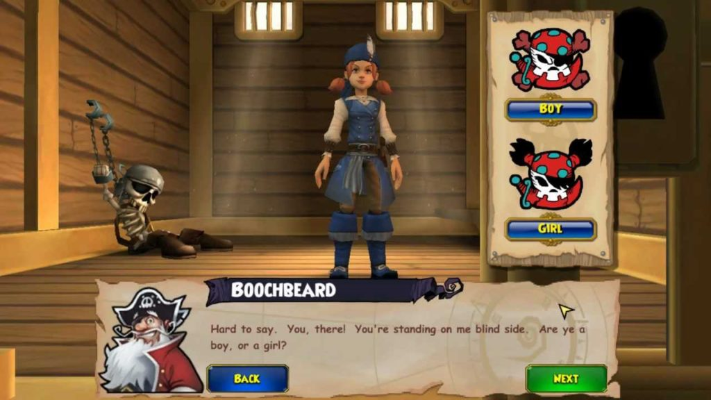 Online Family Games Like Animal Jam Pirate101