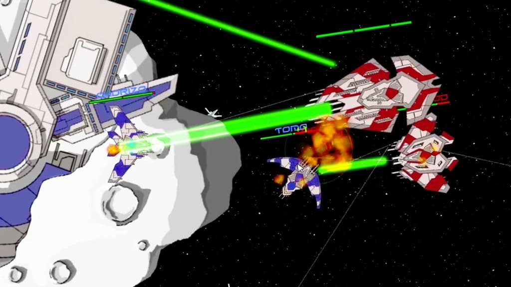 Best .io games like Diep.io Warin.Space