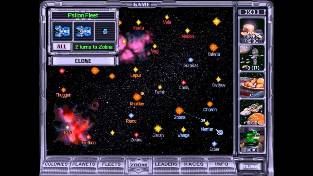 Best 4X Games Like Civilization Civ Master of Orion