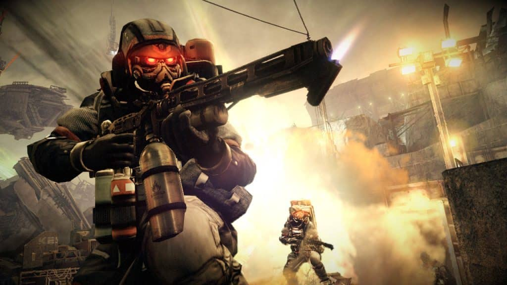 Best FPS Games Like Call of Duty Killzone
