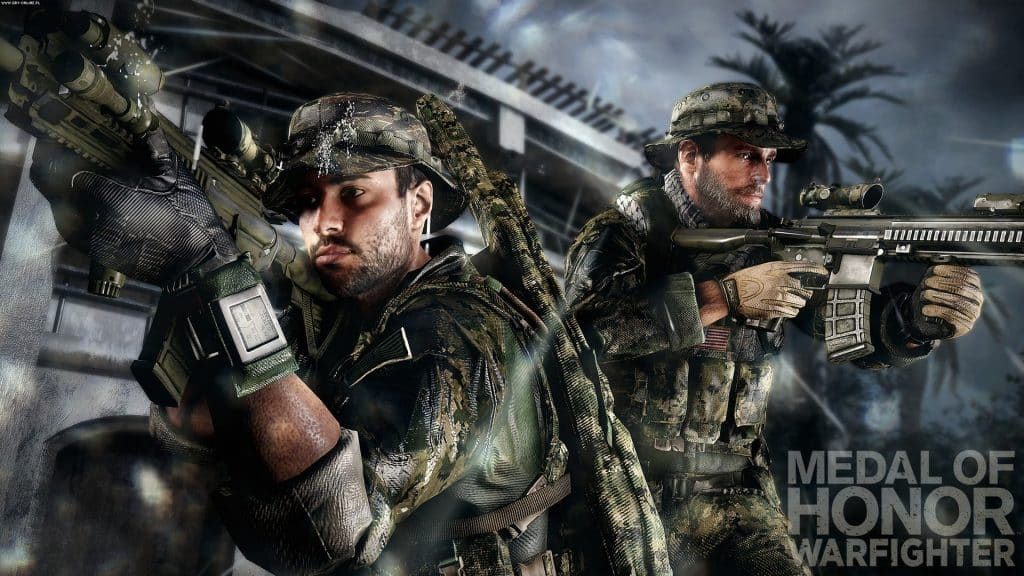 Best FPS Games Like Call of Duty Medal of Honor Warfighter