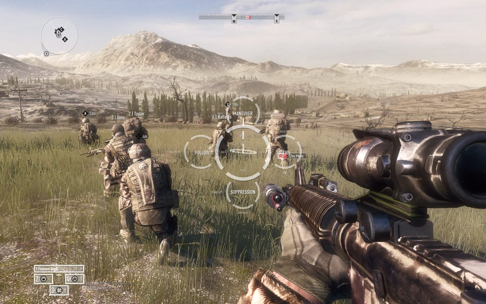 Top 40+ best games like Call of Duty: Ghosts ...