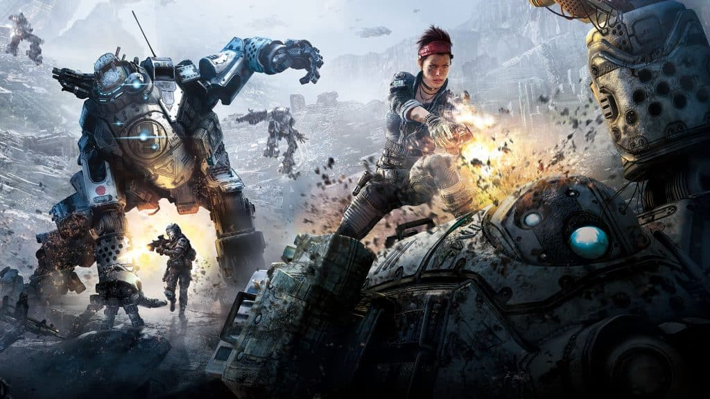 Best FPS Games Like Call of Duty Titanfall