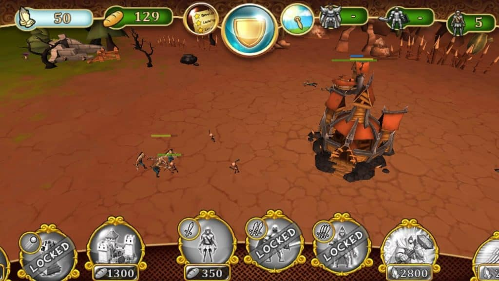 Best Mobile Strategy Games Like Clash Royale Battle Towers