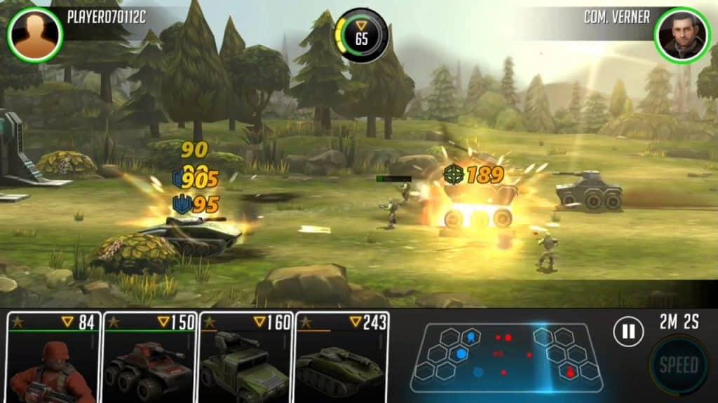 Best Mobile Strategy Games Like Clash Royale League of War Mercenaries