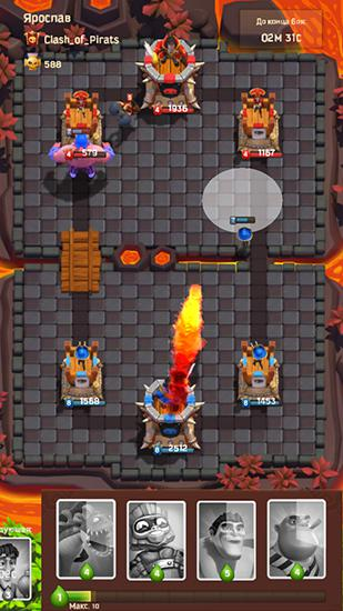 Best Mobile Strategy Games Like Clash Royale Royal Pirates