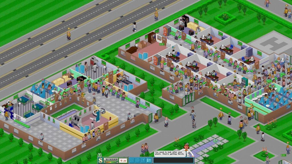 best-tycoon-games-best-business-simulation-games-theme-hospital