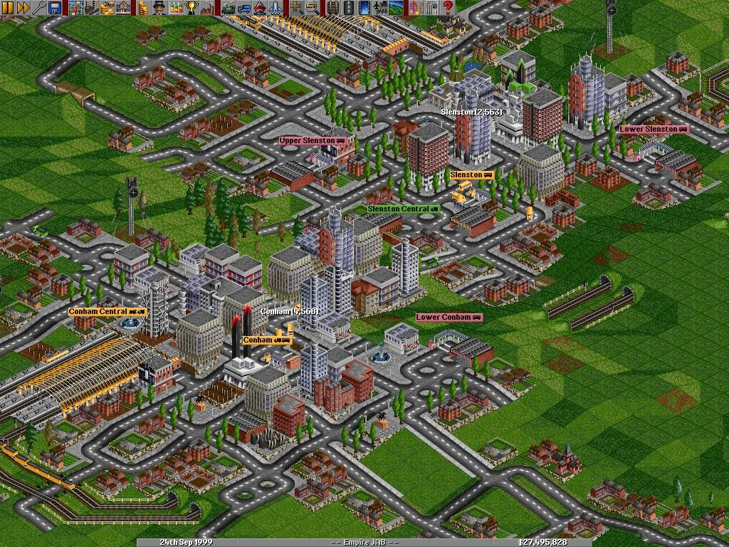 Best Tycoon Games Best Business Simulation Games Transport Tycoon