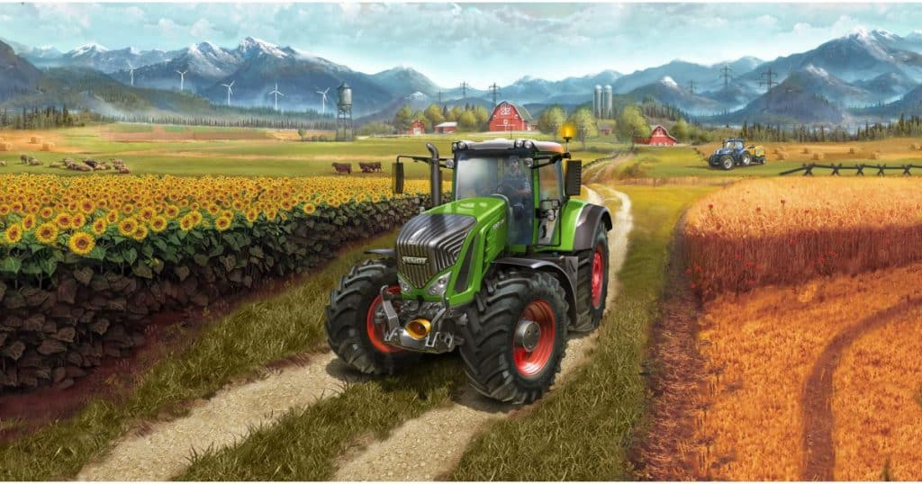 Farming Simulation Games Like Stardew Valley Farming Simulator