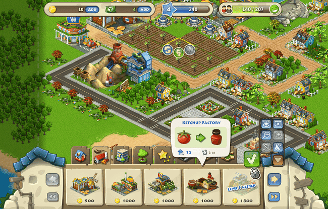 Farming Simulation Games Like Stardew Valley Township