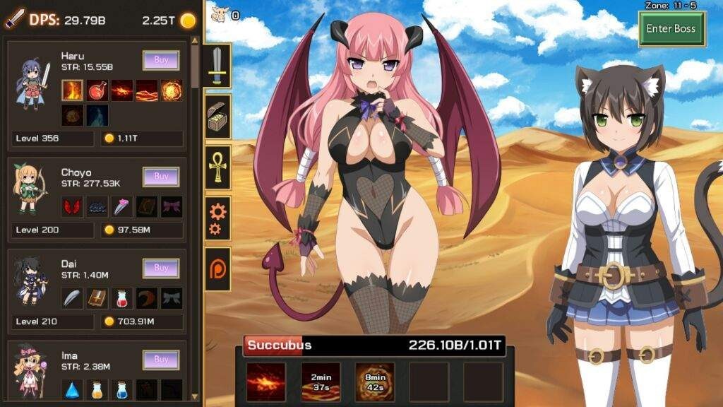 Best Idle Games Like Cookie Clicker Sakura Clicker