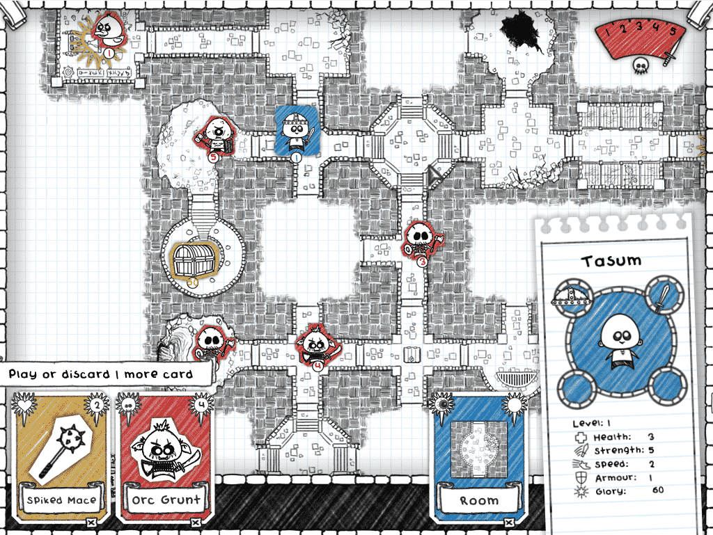 Games Like Darkest Dungeon Guild of Dungeoneering