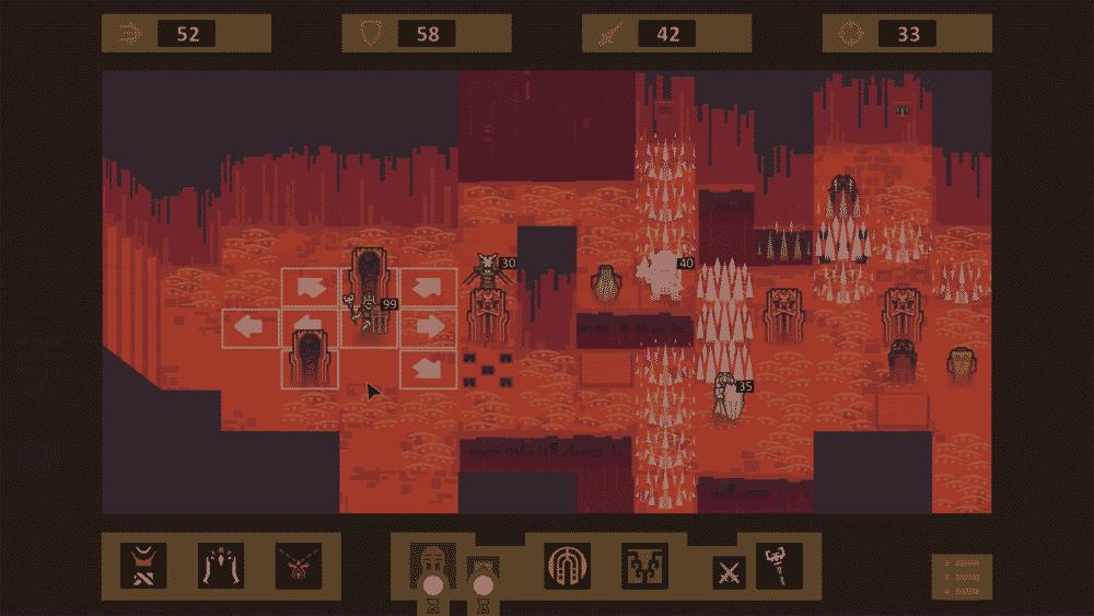 Games Like Darkest Dungeon Hieroglyphika