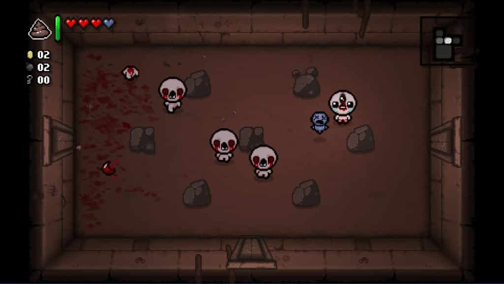Games Like Darkest Dungeon The Binding of Isaac Rebirth