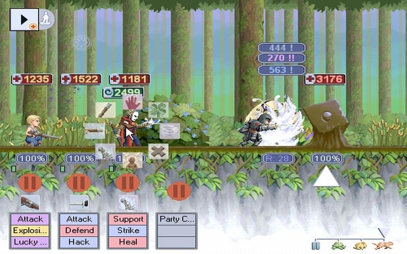 Games Like Darkest Dungeon The Spirit Engine 2