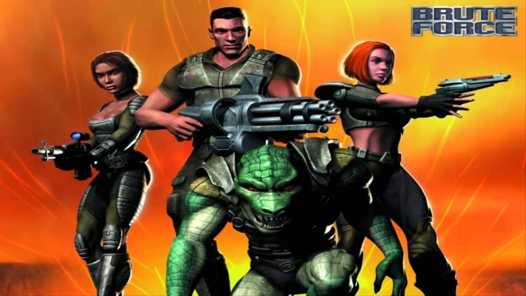 Best Space Opera Games Like Mass Effect Brute Force
