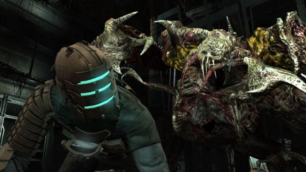 Best Space Opera Games Like Mass Effect Dead Space