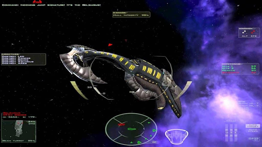 Best Space Opera Games Like Mass Effect FreeSpace 2