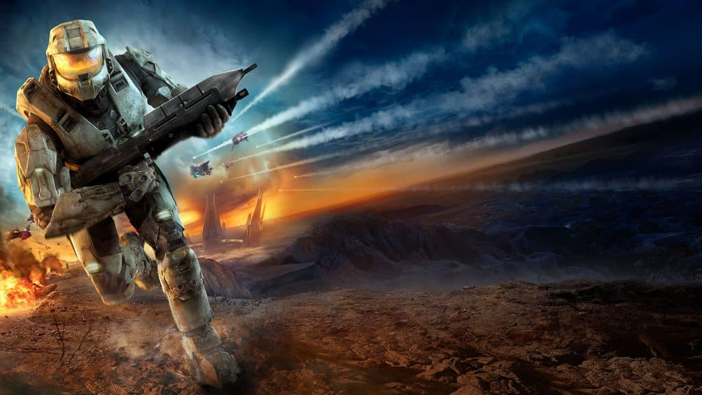 Best Space Opera Games Like Mass Effect Halo