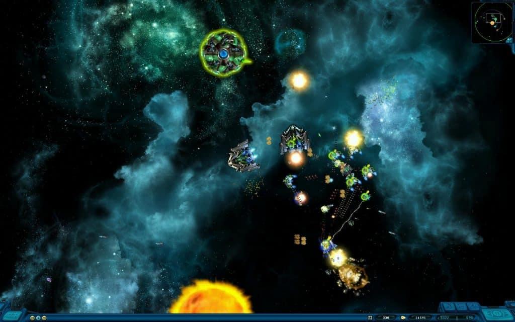 Best Space Opera Games Like Mass Effect Space Rangers