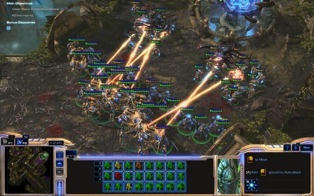 Best Space Opera Games Like Mass Effect StarCraft