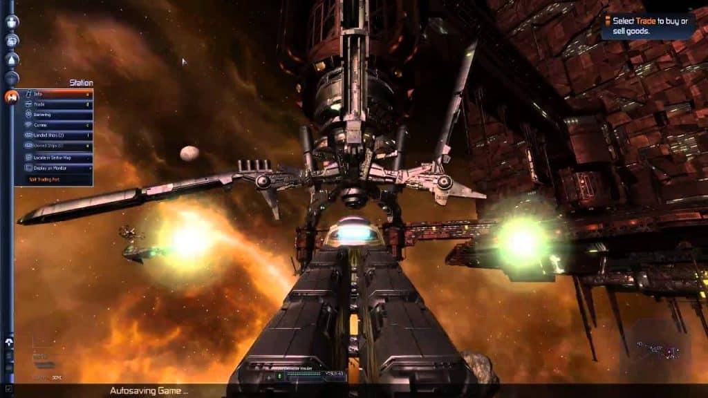 Best Space Opera Games Like Mass Effect X series