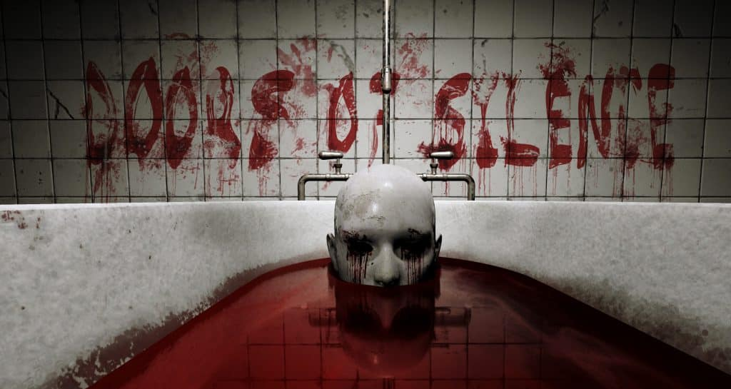 VR Horror Games Like Resident Evil 7 Biohazzard Doors of Silence