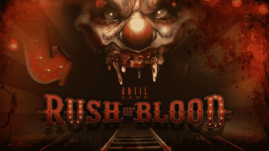 VR Horror Games Like Resident Evil 7 Biohazzard Until Dawn Rush of Blood