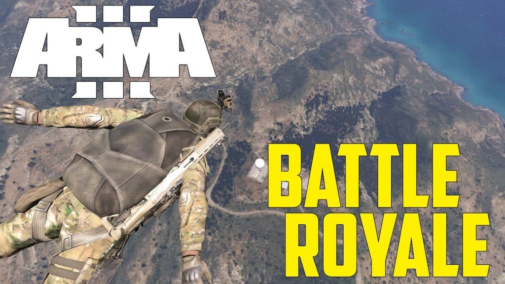 Best Battle Royale Games Like PlayerUnknown's Battlegrounds ARMA 3 Battle Royale