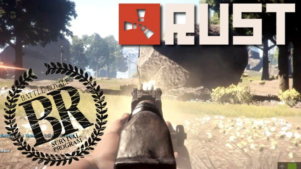 Best Battle Royale Games Like PlayerUnknown's Battlegrounds Rust Battle Royale