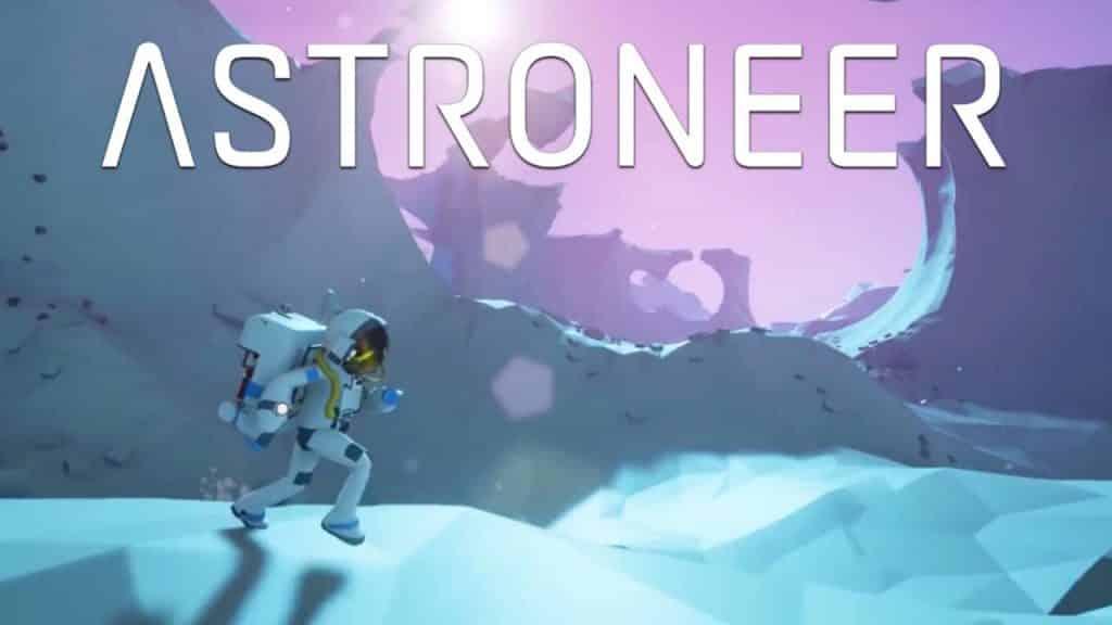 Games Like Subnautica Astroneer