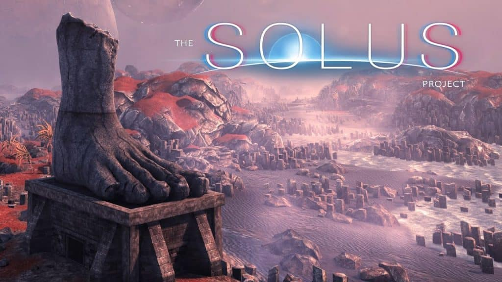 Games Like Subnautica The Solus Project