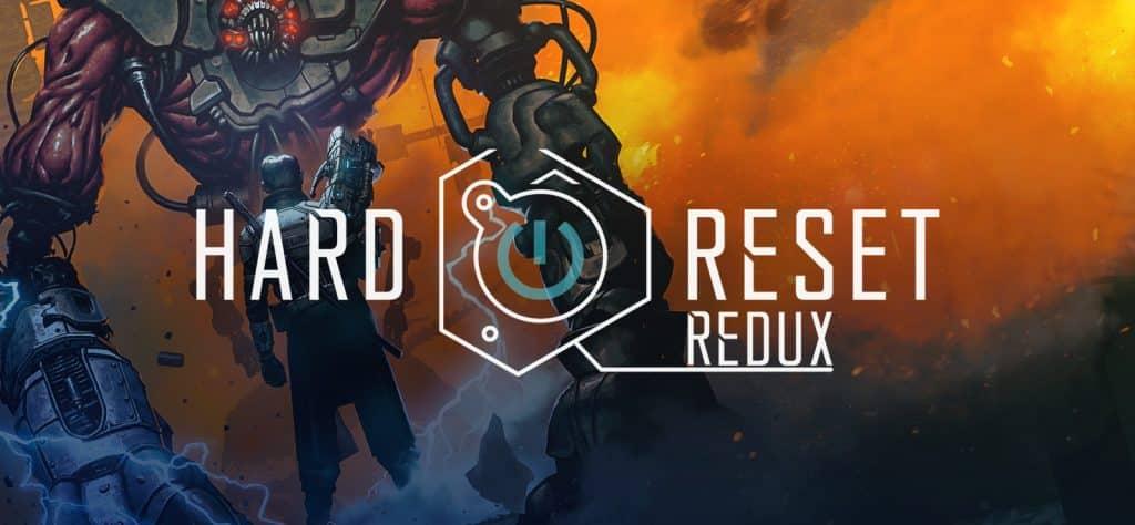 Games like Wolfenstein Hard Reset Redux